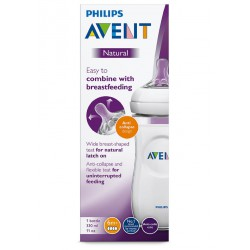 Avent fľaša 330ml Natural.2 PP